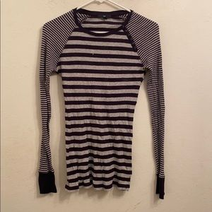 Gap Long Sleeve Blouse